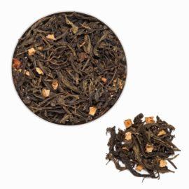 """Чай """"Чайна поезія"""" підвищує тонус організму; має антиоксидантні властивості; знижує стомлюваність і зміцнює імунітет;"""