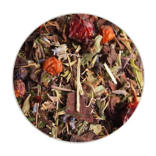 Чай Горні ріки особливо підходить для тих, хто часто перебуває у стресовому стані