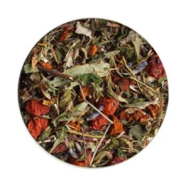 Грація-загальнозміцнюючий і тонізуючий чай здивує і подарує справжню насолоду