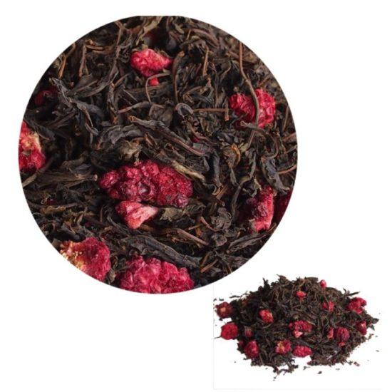 Іван-чай з Ожиною зміцнює організм і насичує його вітамінами