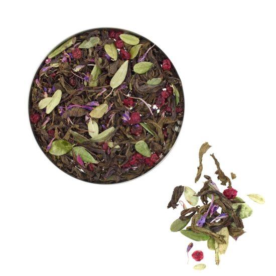 Іван-чай з Брусницею це загальнозміцнюючий, тонізуючий та вітамінний напый, який зміцнює імунітет, заповнює дефіцит вітамінів при авітамінозах.