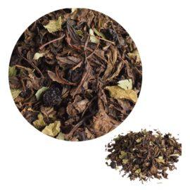 Іван-чай зі Смородиноюзміцнює імунітет і покращує обмін речовин.