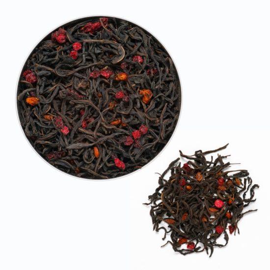 Іван-чай з Ягодамисприяє зміцненню імунітету.