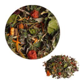 Вільний подих - це багатофункціональний набір трав, який корисний при захворюваннях печінки, серцево-судинної системи
