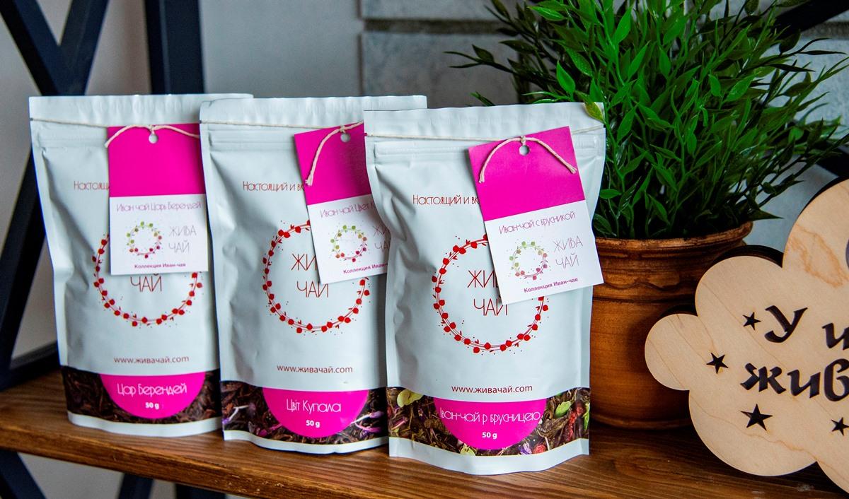 ЖиваЧай - це унікальний трав'яний чай створений виключно з дикоростучих високогірних трав