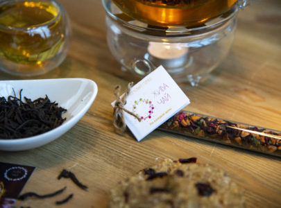 Как выбрать травяной чай